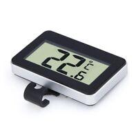 1X(Neue Wireless-Digital-Thermometer mit Magnet-Haken fuer Kuehlschrank Gefri DA