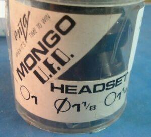 """Onza Mongo UFO Needle Roller Bearing NEW / NOS 1-1/8"""" Headset- Vintage- NIB++"""