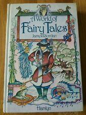A World Of Fairy Tales - James Riordan Illustrated Chalk Gary Hall