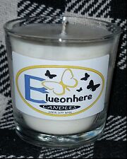 Scented Candle Vanilla Handmade to order