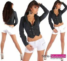 Cotton Business Coats & Jackets Blazer for Women