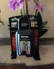 Master Master Lock Wall-Mount Push Button Lock Box 5423D set your own combo