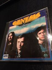 Genesis Live Silver Cd Collins Gabriel Follow You Me 1980 Rutherford Banks