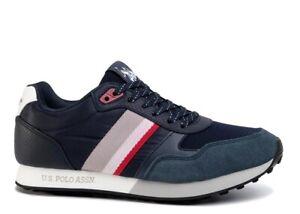 Scarpe da uomo US Polo Assn Julius2 4088 casual sportive basse sneakers estive