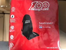 SNAP ON 100 YEAR SEAT COVER WITH SAS TECHNOLOGY LIMITED EDITION BLACK