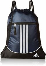 NEW adidas Alliance II Sackpack 18 x 13 3 4 Inch Collegiate Navy FREE  SHIPPING bb5ea70232dcc