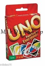 Uno Poker & Playing Cards