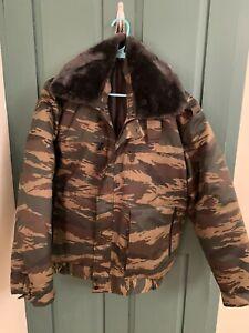 Russian  army winter jacket