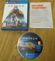 Anthem Sony PlayStation 4 PS4 Game - Free P&P