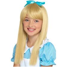 Kinder Perücke Prinzessin Engel Lockenperücke Karneval SMI