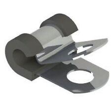 Kabelschelle mit Befestigungsnagel für Rund-Kabel ø 9mm Nagelschelle Kabelklemme