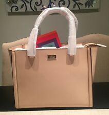 Brand new with tags kate spade bag nude/beige large tote bag.