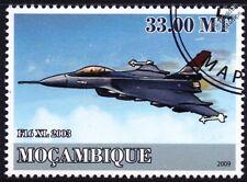 USAF / NASA General Dynamics F-16/F-16XL Aircraft Stamp