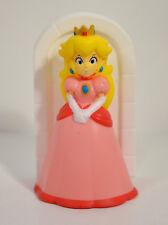 "2013 Princess Peach 3.5"" McDonald's EUROPE Action Figure Super Mario Brothers"