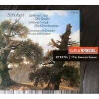 "HERBERT BLOMSTEDT  ""SINFONIEN 7 & 8 (KULTURSPIEGEL-EDITION)""  CD NEW+"