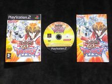 JEU Sony PLAYSTATION 2 PS2 : YU-GI-OH! GX TAG FORCE EVOLUTION (envoi suivi)