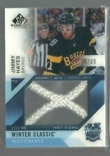 2016-17 SPGU Winter Classic Materials Net Cord #WCNCJH Jimmy Hayes (ref 72868)