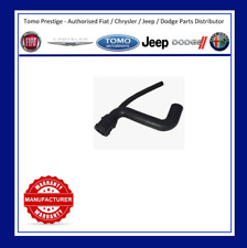 Fiat Engine Oil Breather Pipe Punto Panda Doblo Seicento 46536776 New & Genuine