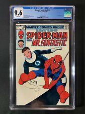 Marvel Team-Up #132 CGC 9.6 (1983) - Spider-Man & Mr. Fantastic