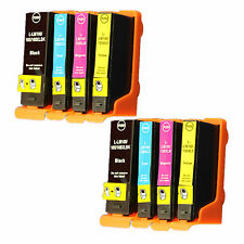 Compatible Ink Cartridge for Lexmark 100XLA use in Prospect Pro 208 (2 sets)