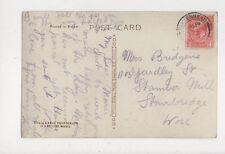 Mrs Maria Bridgens Yardley Street Stamber Mill Stourbridge 1918 533a