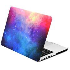 Pink Galaxy Graphic Matte Hard Case MacBook Pro 13 Retina Model A1425  &  A1502