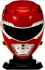 Power Rangers Mighty Morphin Legacy Red Helmet Quarter Scale collectible