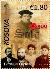 Kosovo Stamps 2017. Martin Luther. 500th Anniversary of Reformation. Set MNH