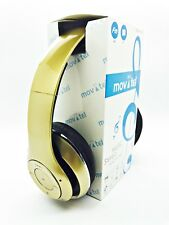 Auriculares Cascos Inalámbricos Lector Tarjetas Micro SD Radio FM y Micrófono