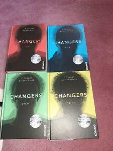 Changer Bücher