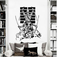 G.I. Joe Comic Storm Shadow And Snake Eyes Wall Art Sticker/Decal