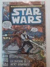 STAR WARS,COMICS COLLECTOR,ATLAS,NEUF,20,DELCOURT