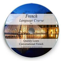 Learn French - Spoken Language Course - 110 Hrs Audio MP3 10 Books PDF on DVD 06