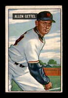 1951 Bowman #304 Al Gettell RC VGEX X1534867