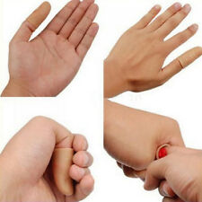 Thumb Tip Trick Cloth Disappear Appearing False Finger Trick Props