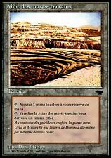 *MRM* FRENCH Strip Mine - Mine des Morts-Terrains Good MTG Renaissance