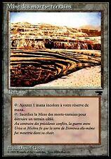 *MRM* FR Strip Mine / Mine des Morts-Terrains Ex/NM MTG Renaissance