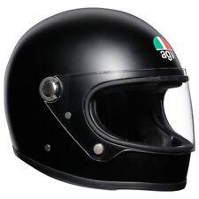 AGV X3000 CASCO DA MOTO-MONO MATT BLACK-Tutte le Taglie