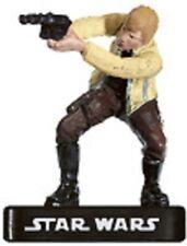STAR WARS MINIATURES A&E - LUKE SKYWALKER HERO OF YAVIN