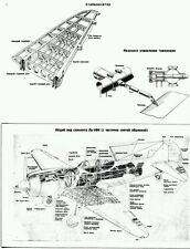 Lavochkin La-5 Soviet Structural Repair Manual Russian WW2 RARE FIGHTER ARCHIVE