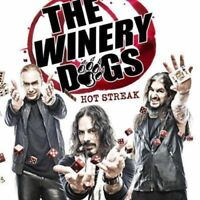 THE WINERY DOGS Hot Streak CD BRAND NEW