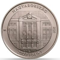 Hungary 2000 forint 2018 Szozat Szózat Music BU 52,5 mm 76,5 g !