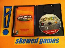 Hot Shots Golf Fore - PS2 PlayStation 2 Sony COMPLETE