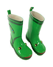 Brand New Kidorable Frog Gumboots Runout Stock RRP $45