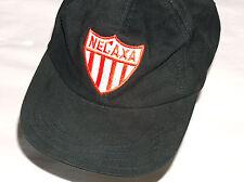 979d715e645eb Mexico Club Team Necaxa Embroidered Sewn Black Soccer Futbol Adjustable Hat  Cap