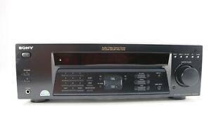 Sony FM Stereo/FM-AM Receiver STR-DE185 Audio/Video Control Center