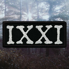 IXXI | Embroidered Patch | Sweden | Swedish Black Metal Band