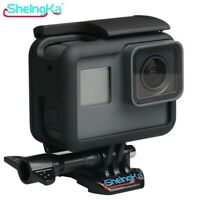 For GoPro HERO5 6 Black Protective Frame Housing Case Shell Mount Hard PC Cover