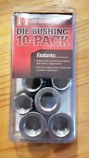 New Hornady Lock-N-Load Die Bushing 10 Pack 044096