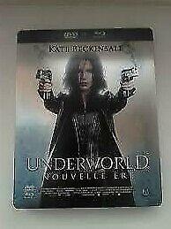 UNDERWORLD AWAKENING  Blu ray Steelbook - 2 Disc Set ( Blu ray + DVD )